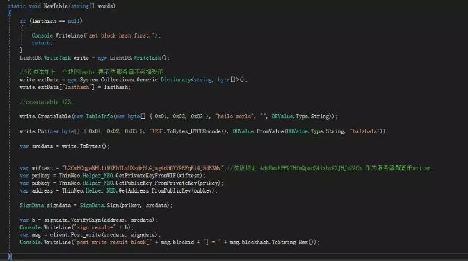 NEL发布NEO Key-Value数据库LightDB