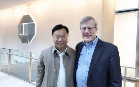 韩锋对话JP Morgan 首席经济学家 Jim Glassman
