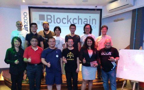 亦来云团队参加巴厘岛区块链大会