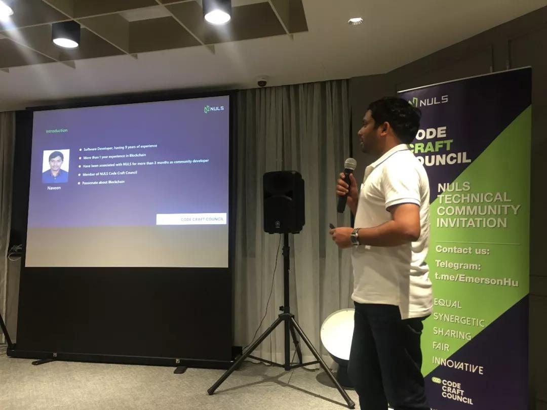开源技术社区是推动区块链技术革新的源动力∣NULS开源技术交流会在新加坡成功举办