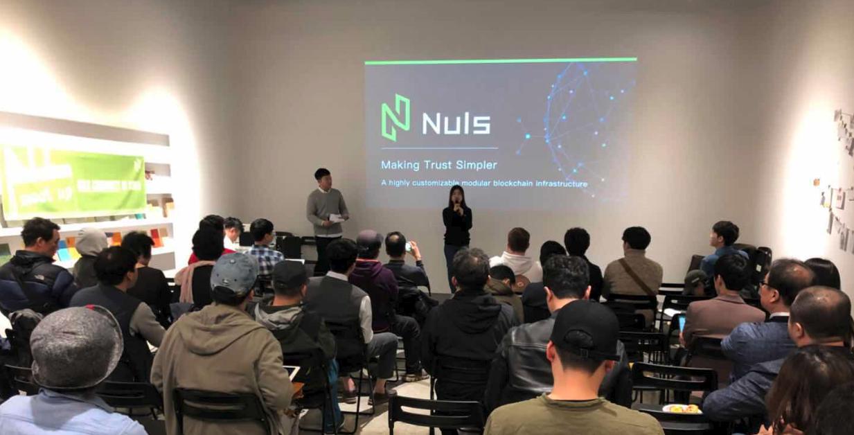 NULS项目2018年4月上半月进度简报