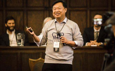 专访韩锋:亦来云按计划推进 未来数据会给个人带来财富