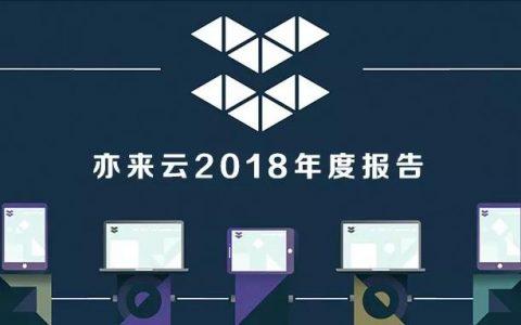 年报 ▏亦来云2018年度报告