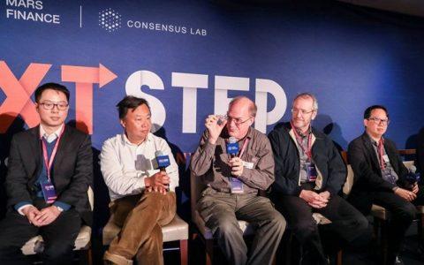 牛顿顾问、Wolfram Research联合创始人TheodoreGray出席2018火星区块链(纽约)峰会