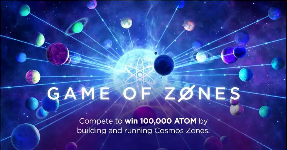 Cosmos IBC Demo就绪,Game of Zones即将开启