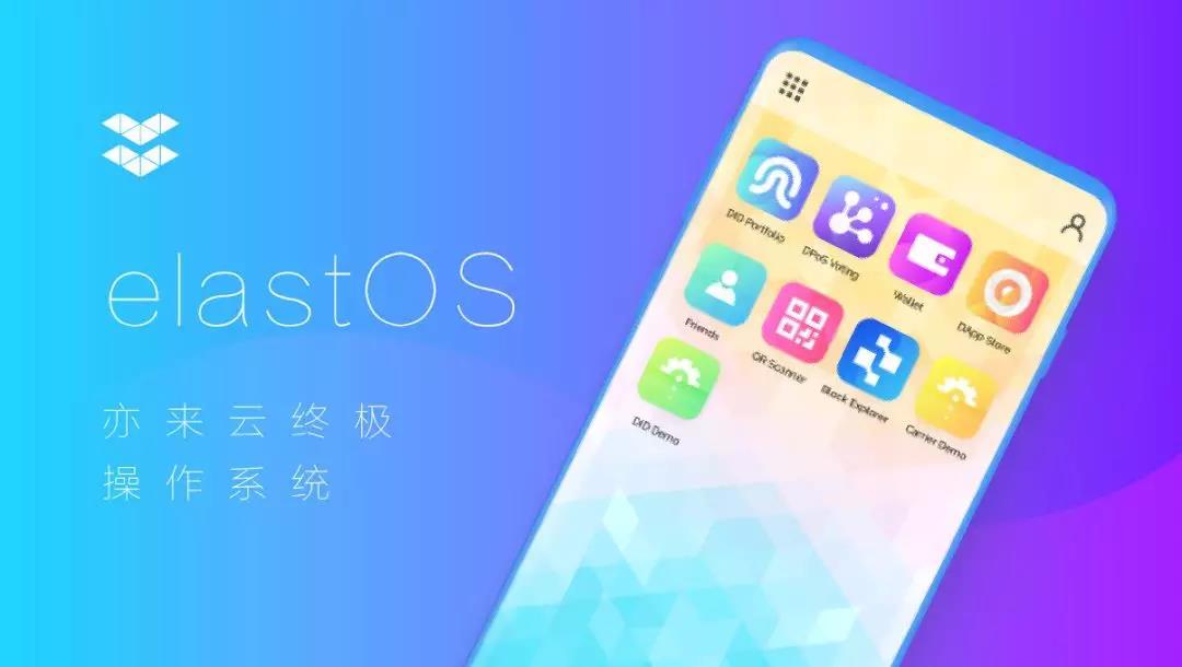 ElastOS:展开2020新版图