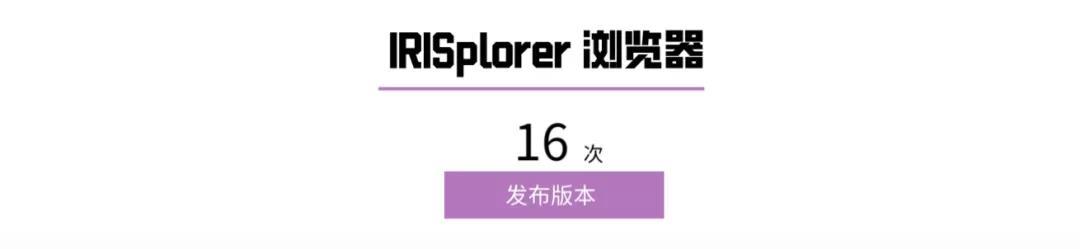 IRISnet 一周岁生日快乐!