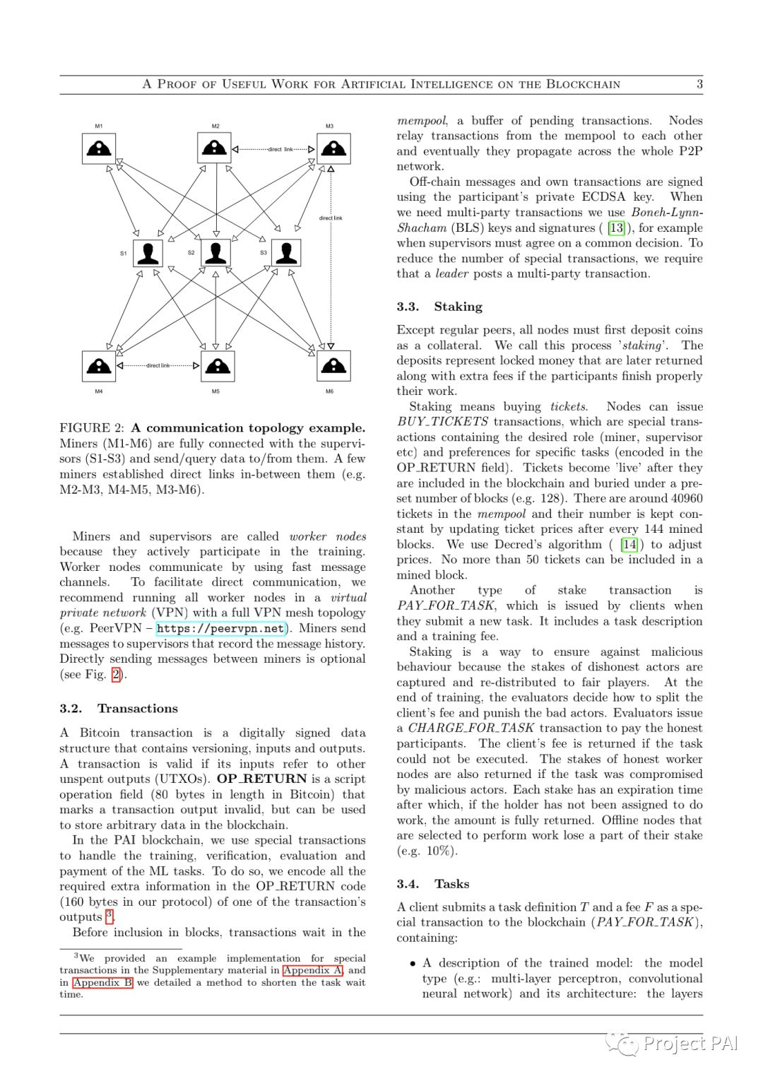 [PoUW论文英文版] A Proof of Useful Work for AI on the Blockchain