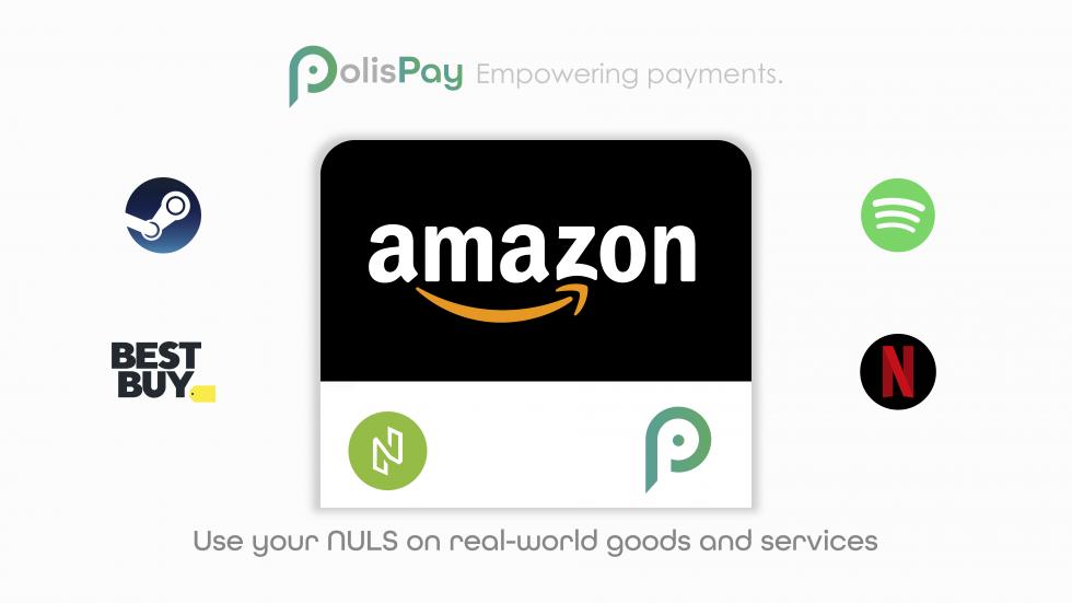 Polispay与NULS达成合作,用NULS可以购买真实的商品和服务(译文)