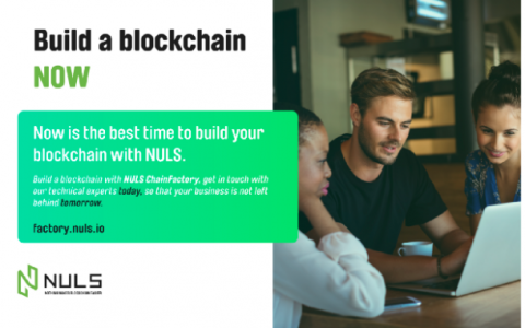 NULS链工厂搭建区块链,试过方知如此简单