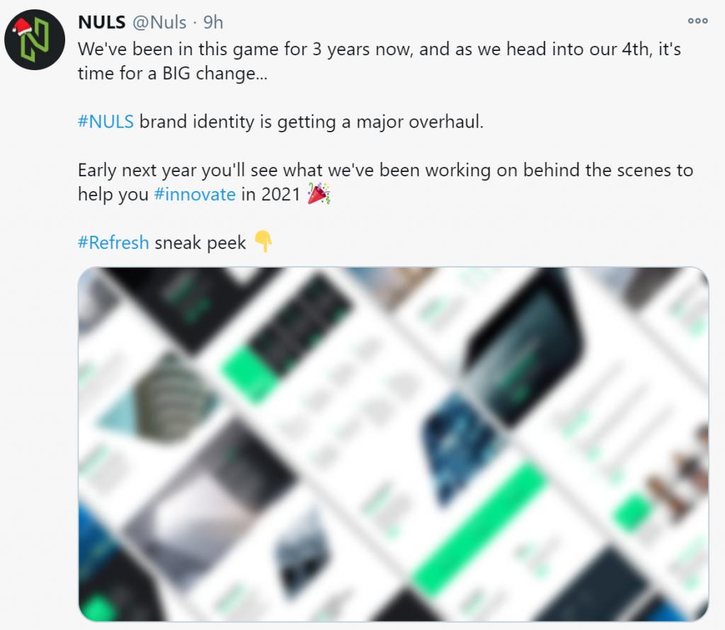 NULS社区2020年12月下半月简报 NULS轻钱包支持NFT资产管理