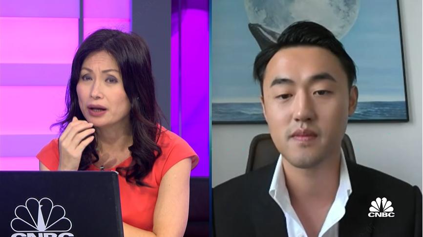 Amber Group CEO做客CNBC,深入探讨加密金融的长期价值