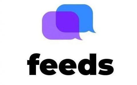 Feeds ios 版已正式上线苹果应用商店