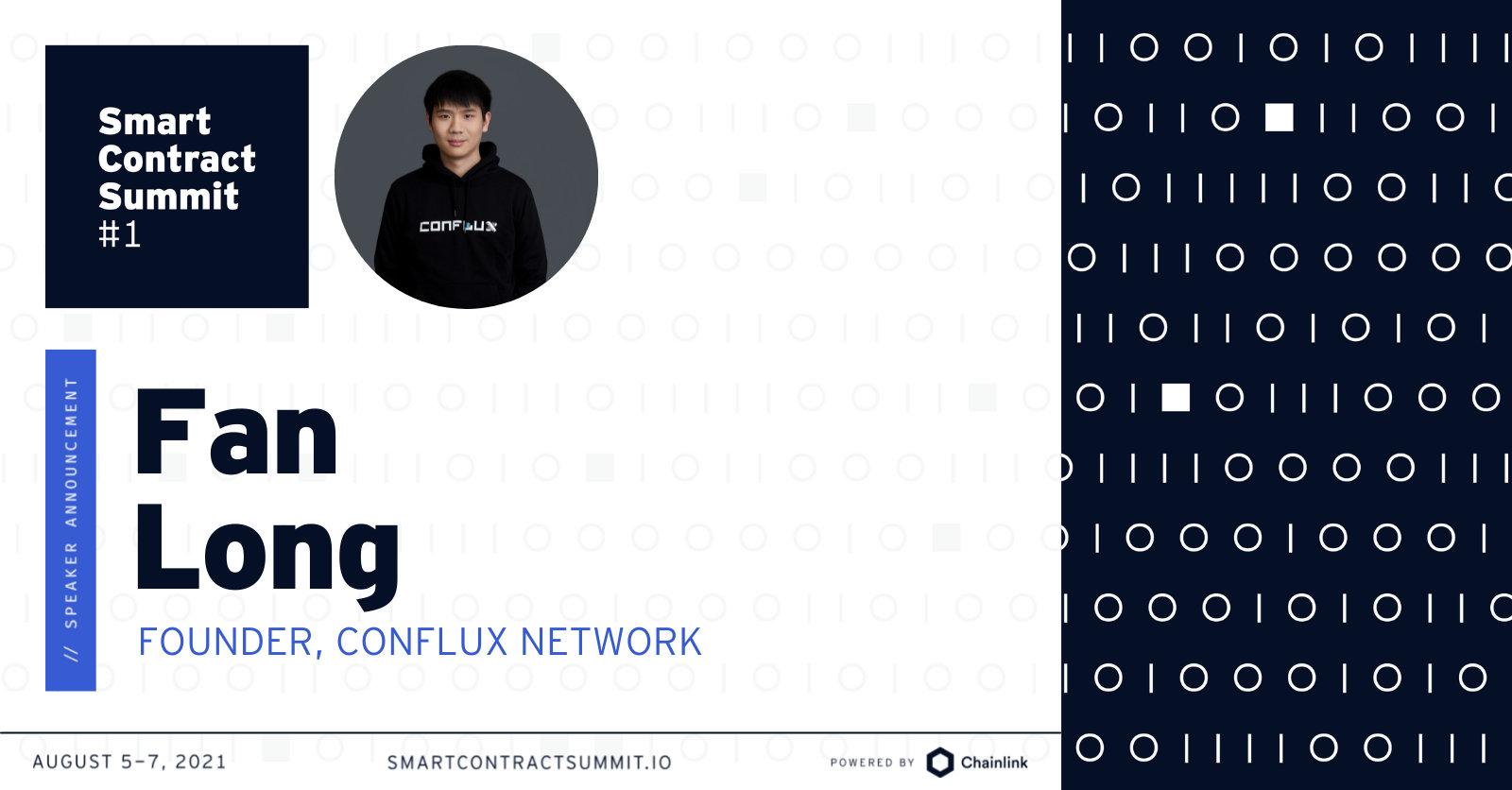 月7日晚8:20,创始人龙凡教授将现身@Chainlink预言机