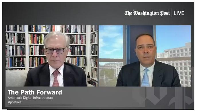 华盛顿邮报:加密货币如何在华盛顿成为一股强大的力量