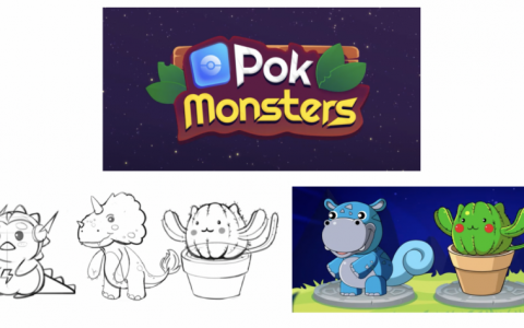 PokMonster皮卡丘诞生,真正取代 Axie 的币圈 GameFi